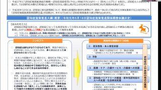 9/26 ジオ・ボイス 第1回「認知症予防と共生の最新情報」①